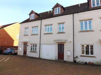 2 Bedrooms Terraced House for sale in Kings Field, Rangeworthy, Bristol, Gloucestershire