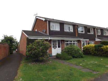 3 Bedrooms Semi Detached House for sale in Bridge Way, Whetstone, Leicester, Leicestershire