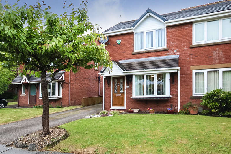 2 Bedrooms Semi Detached House for sale in Rivermeade, Southport