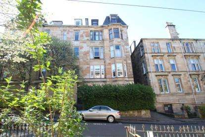 2 Bedrooms Flat for sale in Southpark Avenue, Hillhead, Glasgow