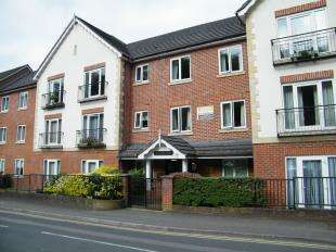 2 Bedrooms Retirement Property for sale in Pegasus Court, Stafford Road, Caterham, Surrey