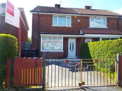 2 Bedrooms Semi Detached House for sale in Briar Hill Grove, Little Hulton, Manchester, Greater Manchester