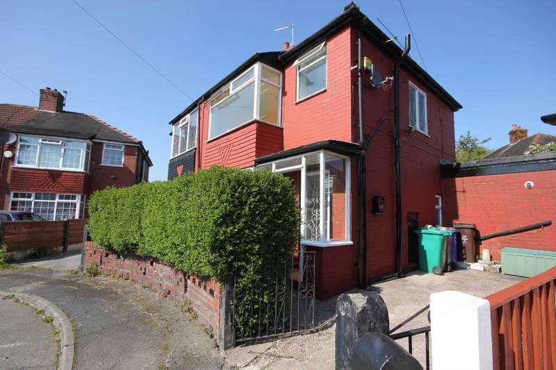 3 Bedrooms Semi Detached House for sale in Fowler Avenue, Gorton