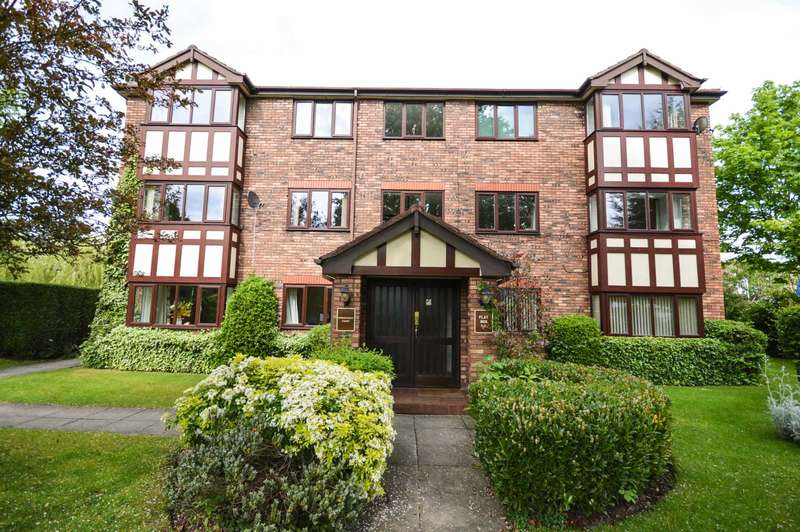 2 Bedrooms Apartment Flat for sale in Bridgecrest Court, Cheadle Hulme