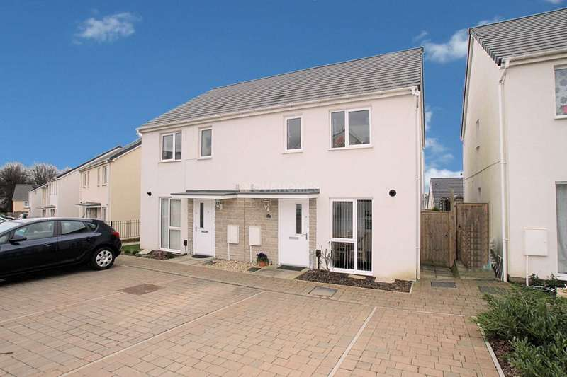 3 Bedrooms Semi Detached House for sale in Foliot Road, Plymouth, PL2 2RZ