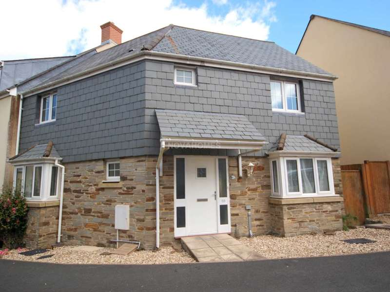 3 Bedrooms Semi Detached House for sale in Lady Beam Court, Callington, PL17 8BU