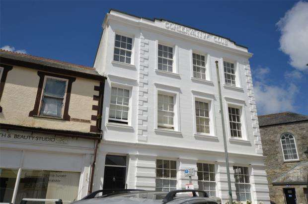 1 Bedroom Flat for sale in Union House Apartments, Union Square, St Columb Major, Newquay