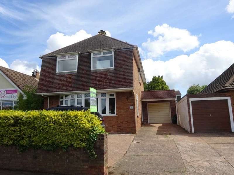 4 Bedrooms Detached House for sale in Claremont Grove, Exmouth