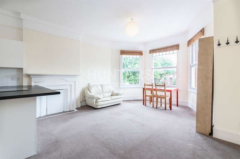 1 Bedroom Flat for sale in Teignmouth Road, London, NW2 4HN
