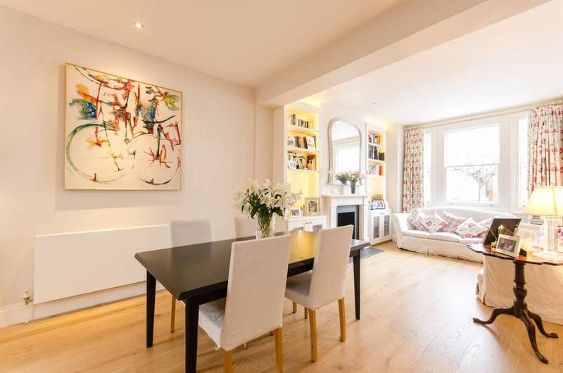 5 Bedrooms House for sale in Kinnoul Road, Barons Court, W6
