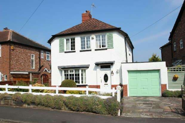 3 Bedrooms Detached House for sale in Clarence Road, Hale