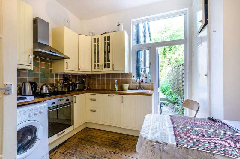 1 Bedroom Flat for sale in Sprules Road, Telegraph Hill, SE4