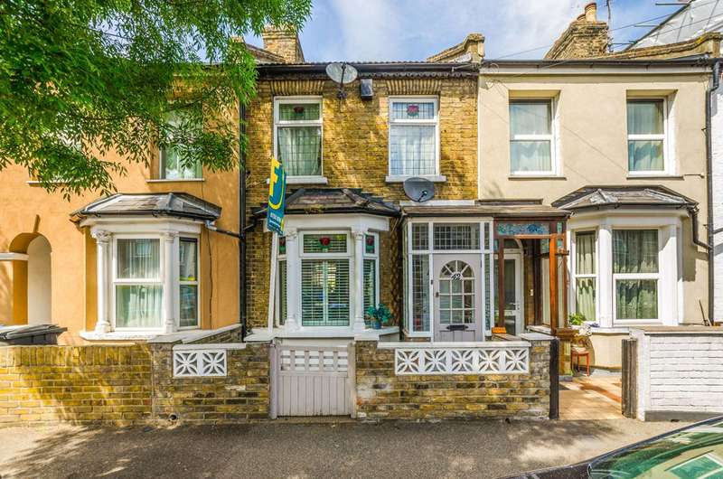 2 Bedrooms House for sale in Stewart Road, Stratford, E15