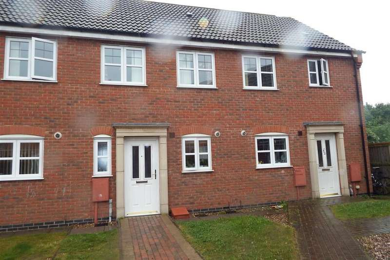 2 Bedrooms Terraced House for sale in Piccard Drive, Spalding