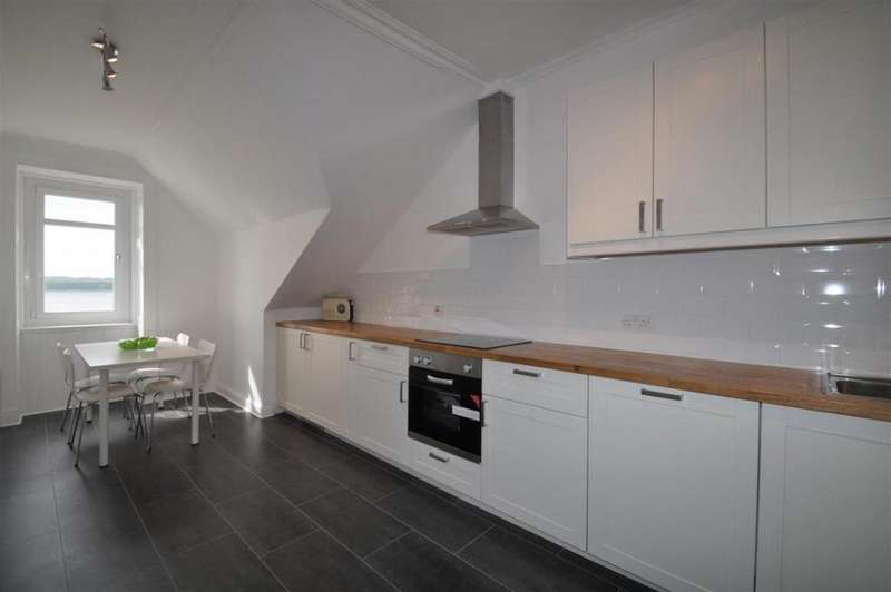 1 Bedroom Flat for sale in 2L, 22 Bay Street, Fairlie, KA29 0AL