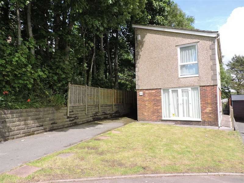 2 Bedrooms Detached House for sale in Gellifawr Road, Morriston