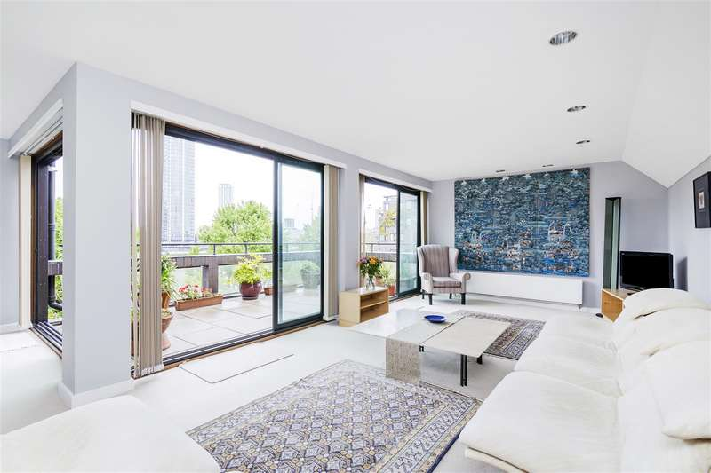 3 Bedrooms Flat for sale in Crown Reach, 145 Grosvenor Road, Westminster, London SW1P