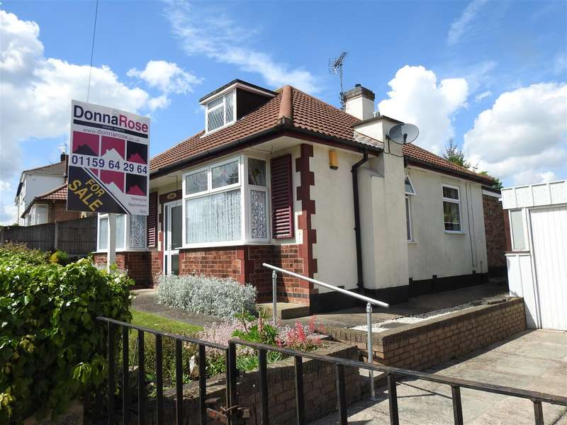 Property for sale in Beauvale Crescent, Hucknall, Nottingham