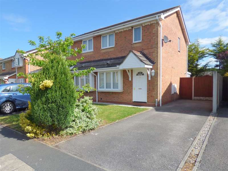 2 Bedrooms Semi Detached House for sale in St Andrews Drive, Huyton, Liverpool