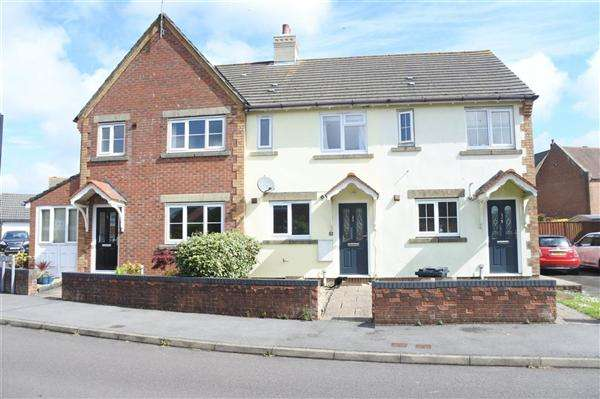 2 Bedrooms House for sale in Burton Close, Shaftesbury