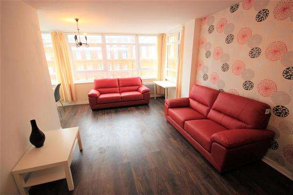 2 Bedrooms Apartment Flat for rent in City Living, Brighton