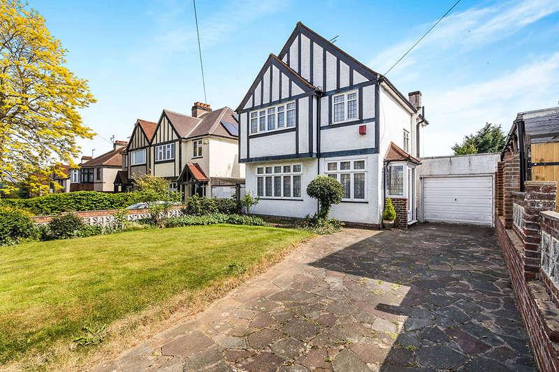 3 Bedrooms Detached House for sale in Oakfield Lane, Dartford, DA1
