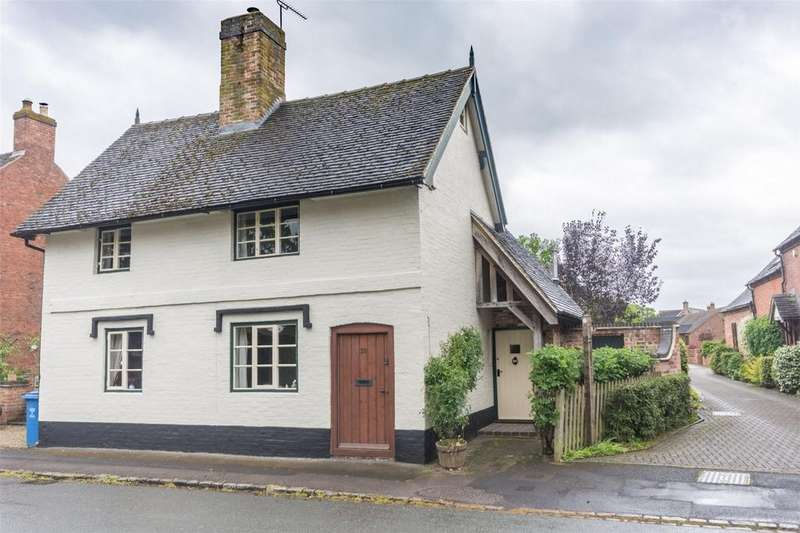 3 Bedrooms Detached House for sale in 29 Manor Road, Kings Bromley, Burton upon Trent, Staffordshire