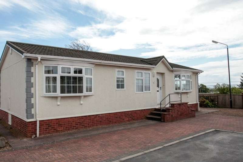 3 Bedrooms Detached Bungalow for sale in Greenfield Park, Kirkpatrick Fleming, Lockerbie, DG11