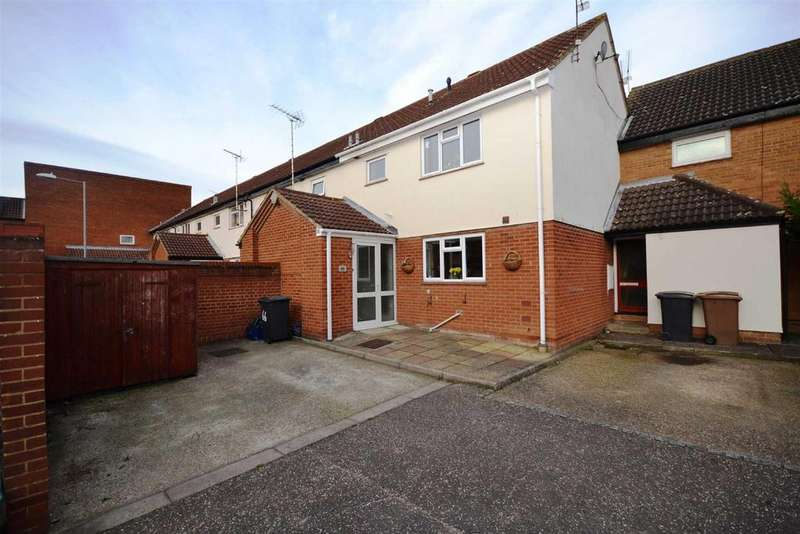 3 Bedrooms Terraced House for sale in Guys Farm Road, South Woodham Ferrers