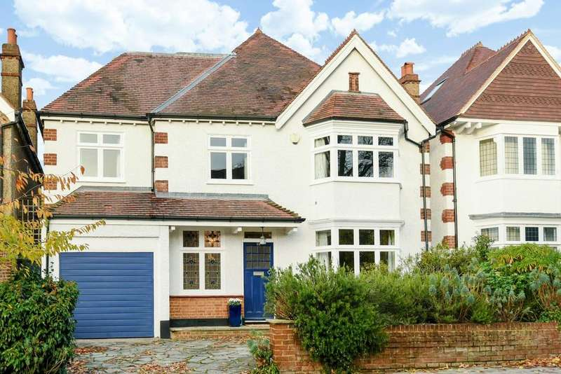 6 Bedrooms Detached House for sale in Court Lane, Dulwich, SE21