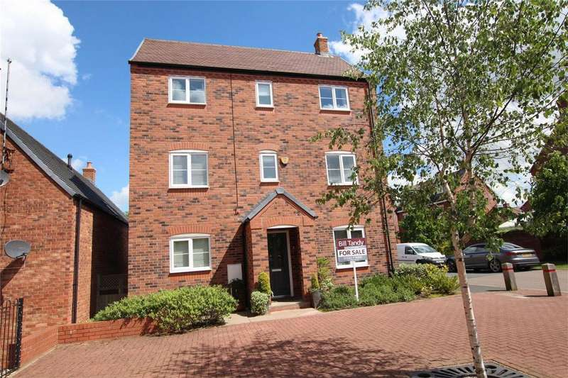 5 Bedrooms Detached House for sale in Agincourt Road, Lichfield, Staffordshire