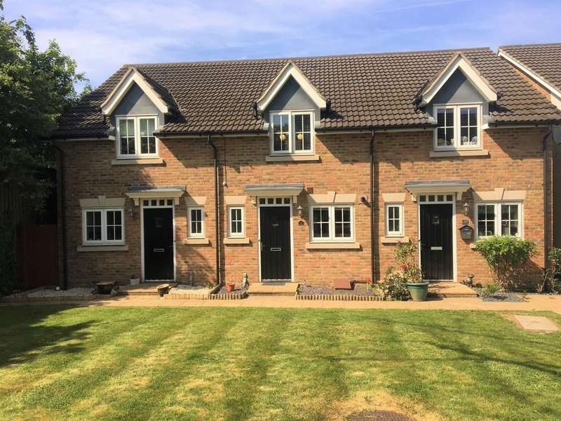 2 Bedrooms Terraced House for sale in Cantium Place, Snodland