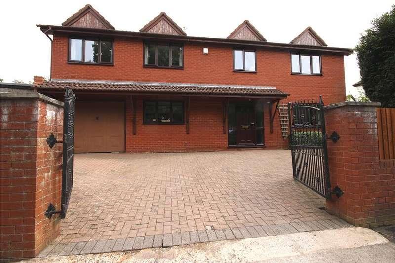 4 Bedrooms Detached House for sale in Dingle Road, Stoke Bishop, Bristol, BS9