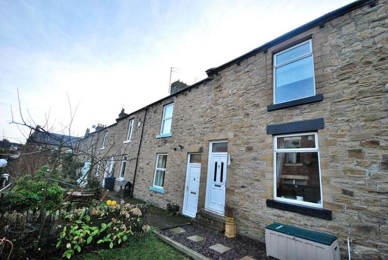 2 Bedrooms Terraced House for sale in Burnopfield