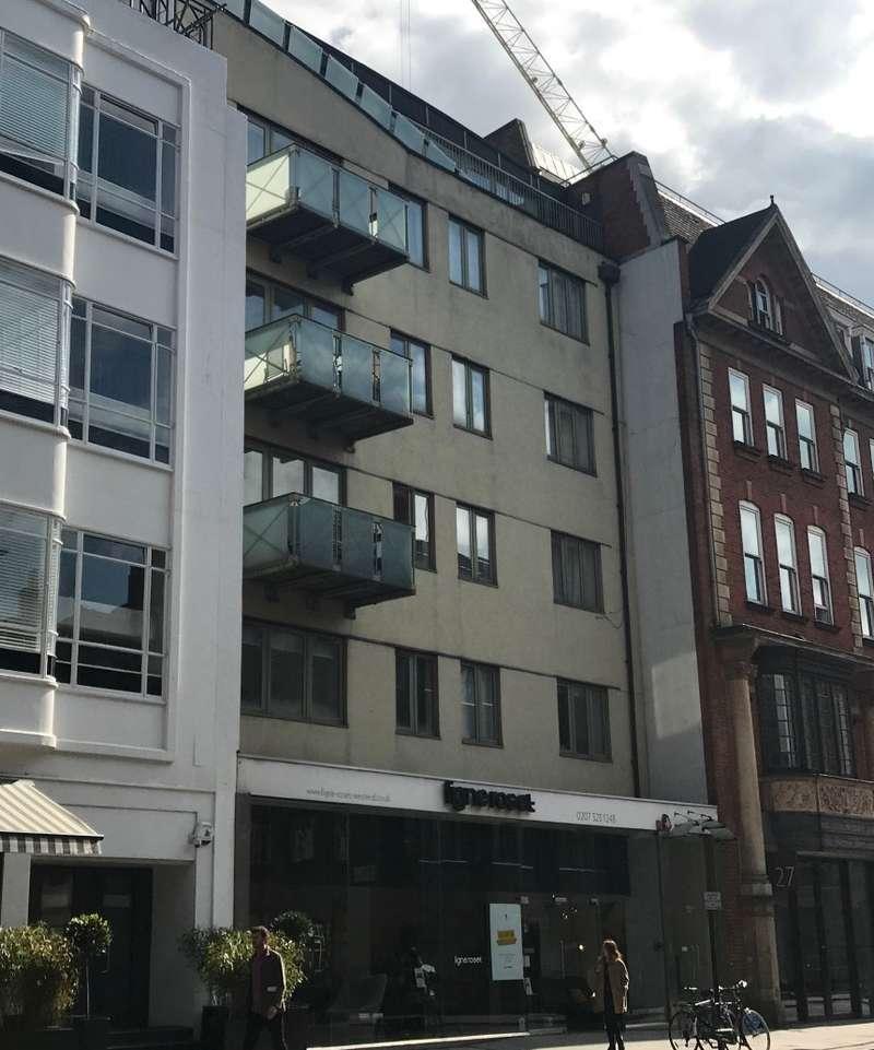 Residential Development Commercial for sale in 23-25 Mortimer Street, Fitzrovia, London, W1T 3JE