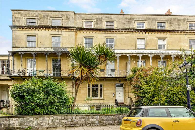 2 Bedrooms Flat for sale in Oakfield Road, Clifton, Bristol, BS8