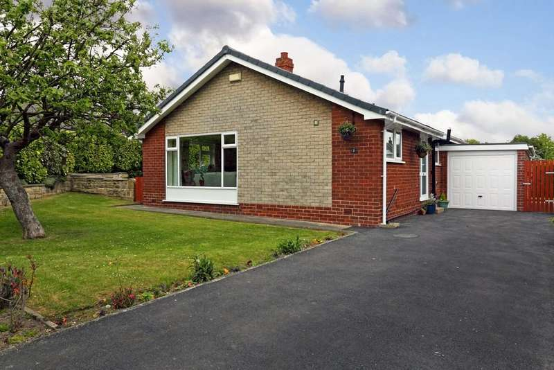 3 Bedrooms Detached Bungalow for sale in Appleshawn Crescent, Wrenthorpe