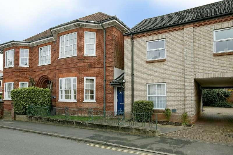 2 Bedrooms Ground Flat for sale in Belvoir Street, Norwich