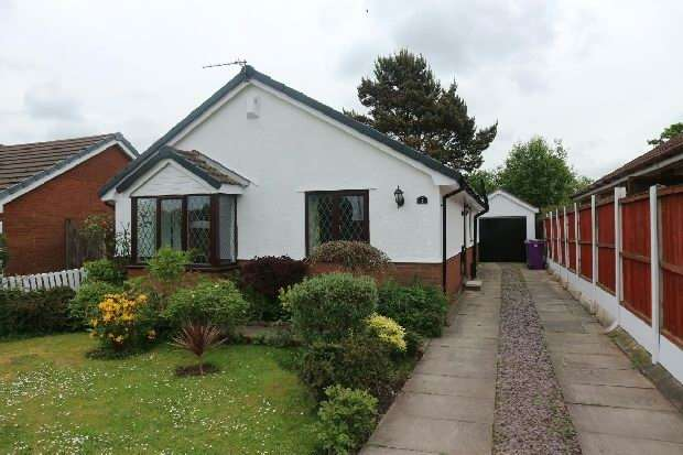 2 Bedrooms Detached Bungalow for sale in Broad Hey Close , Liverpool