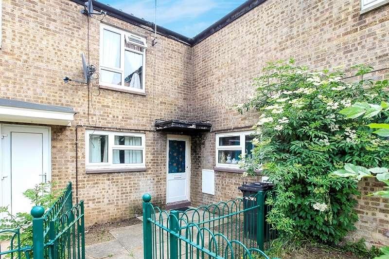 2 Bedrooms Terraced House for sale in Allexton Gardens, Peterborough, Cambridgeshire. PE1 4UL