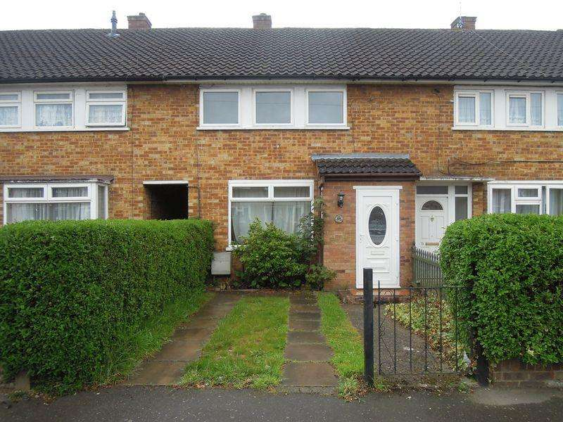 3 Bedrooms Terraced House for sale in Spencer Road, Langley