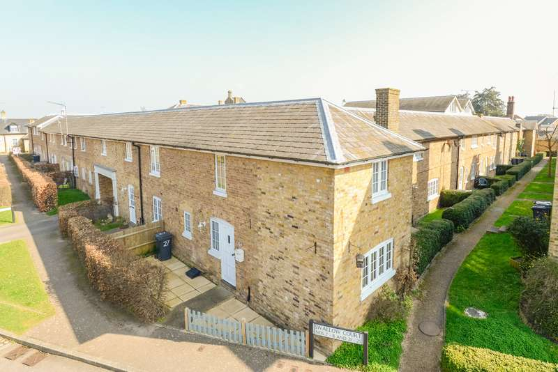 2 Bedrooms Terraced House for sale in Swallow Court, Canterbury Fields, Herne Common, Herne Bay, CT6