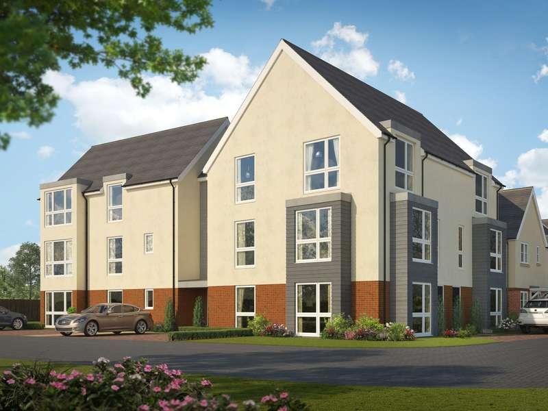 1 Bedroom Apartment Flat for sale in Salix House, Foster Way, Folkestone, CT20