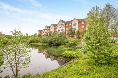 2 Bedrooms Flat for sale in Abbott Court, Buckshaw Village, Chorley, Lancashire, PR7