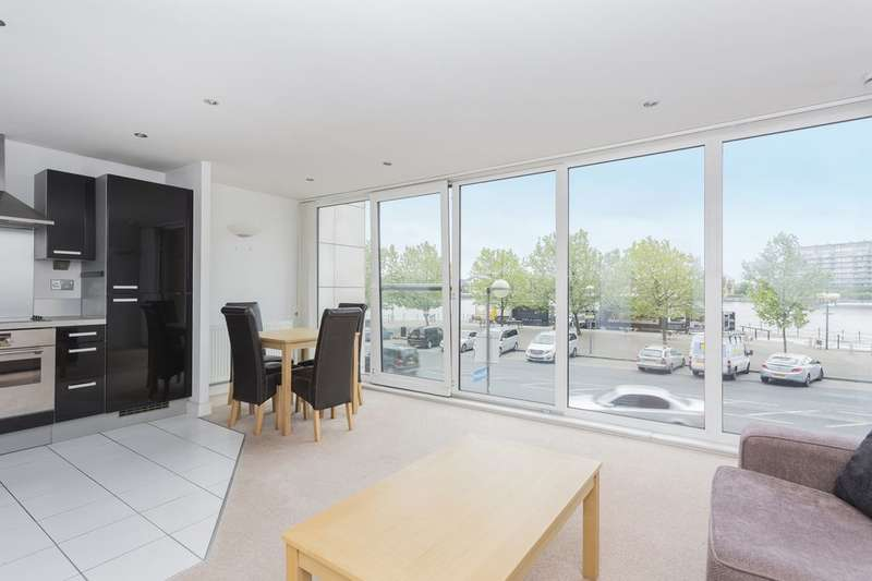 1 Bedroom Apartment Flat for sale in Adriatic Apartments, Western Gateway, Royal Victoria Dock, E16