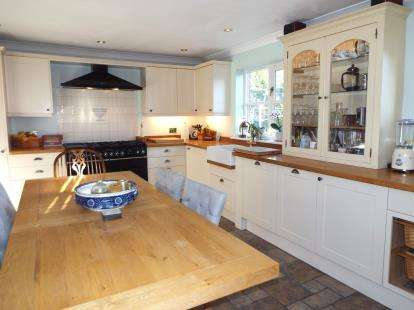 5 Bedrooms Detached House for sale in Waltham Chase, Southampton, Hampshire