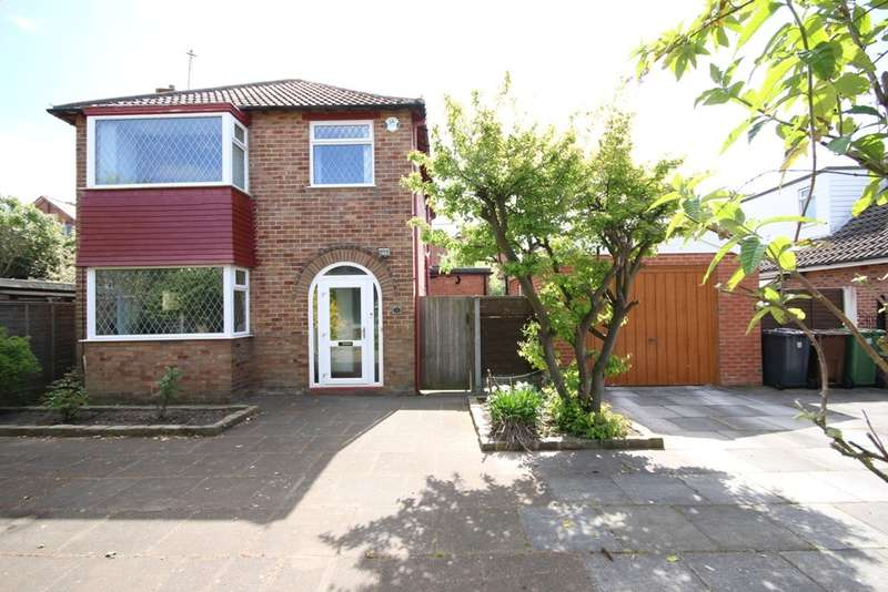 3 Bedrooms Detached House for sale in Gordon Street , Southport