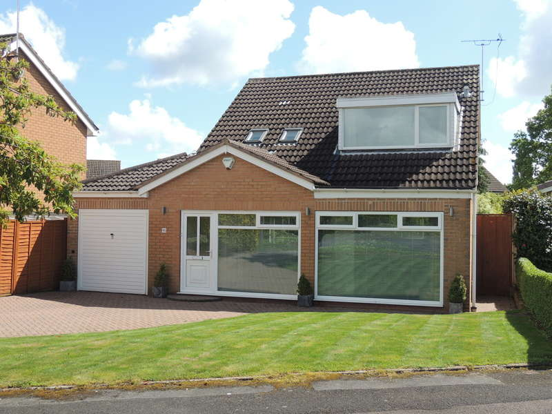 4 Bedrooms Detached House for sale in Woodrow Crescent, Knowle, Solihull