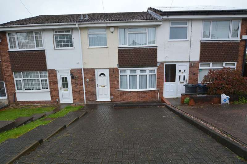 3 Bedrooms Town House for sale in Green Drive, Bartley Green
