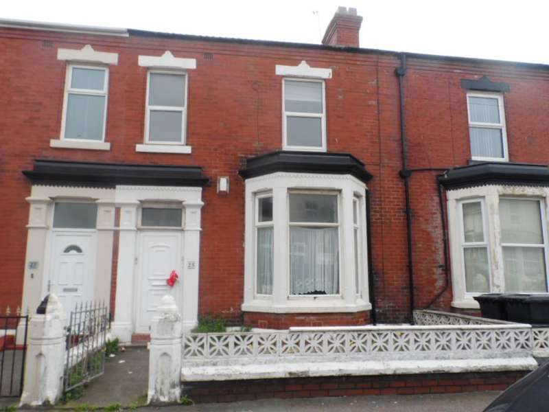 Commercial Property for sale in Shaw Road, BLACKPOOL, FY1 6HA
